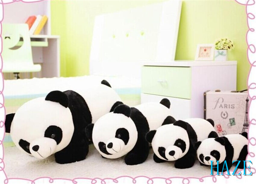 New PANDA Plush toy Stuffed Animals Doll Soft Toy Gril's gift Toy Wholesale