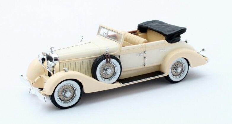 tiendas minoristas Matrix - Hispano Suiza H6C Hibbard & Darrin  12036 12036 12036 cabriolet beige - 1928  1 43  Disfruta de un 50% de descuento.