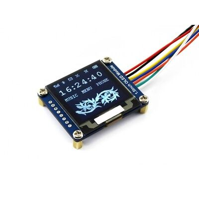 environ 3.81 cm OLED Module Display 128x128 SSD1327 Driver Interface SPI//I2C pour Arduino 1.5 in