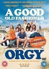 A Good Old Fashioned Orgy (DVD, 2012) NEW AND SEALED DVD