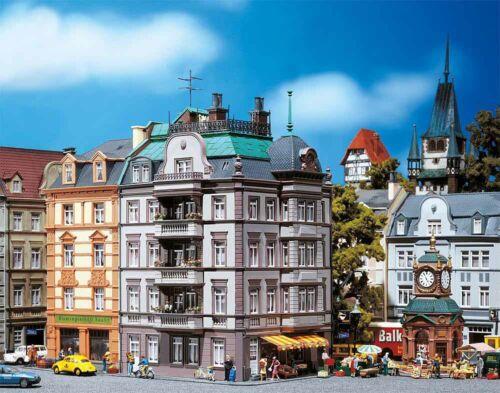Faller 130918 Ville-Endhaus Goethe Route 88, 164 x 148 x 270 mm + + NOUVEAU dans neuf dans sa boîte