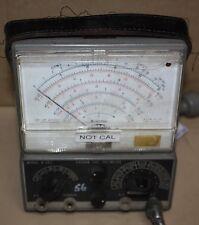 Vintage Kyoritsu Vacuum Tube Voltmeter  Model  K–142