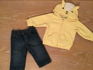 Infant Boy S Clothing Lot Of 2 Size 12 18 Months Ebay