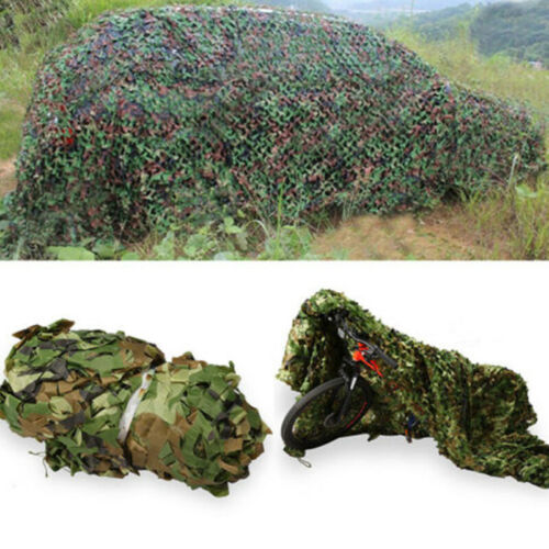 Military Net For Camping Bird-watching Hiking Theme Activities Car-covering