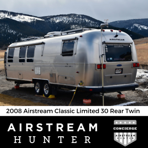 2008 Airstream Classic Limited 30 RT