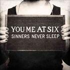 You Me at Six 6 Sinners Never Sleep 2011 CD