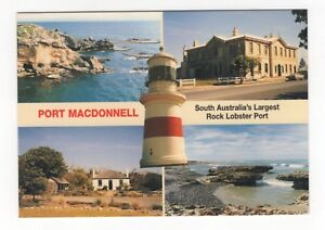Port-MacDonnell-South-Australia-Multiview-Postcard-Lighthouse-935b