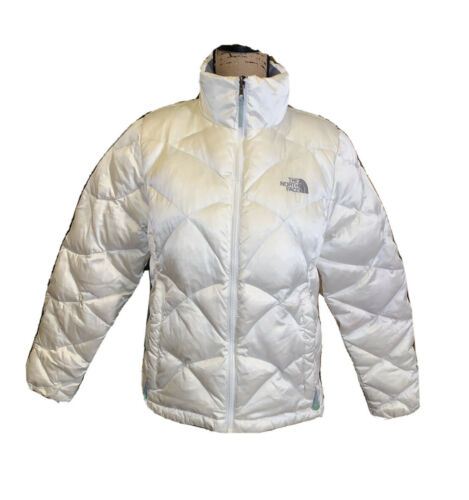 Women's The North Face Puffer Down Jacket Size Sma