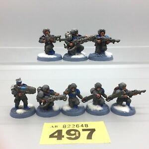 Cadian Infantry SINGLE COMPLETE MODEL Imperial Guard Astra Militarum 40K