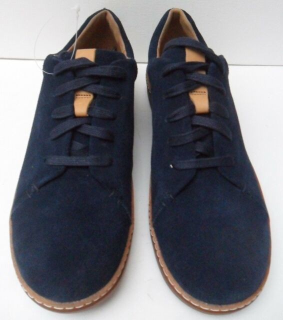 c0788b3024876 Women's Clarks Amberlee Crest Navy Blue Lace up Shoes - Size UK 7.5 D EUR  41.5 | eBay