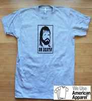 Dr. Death Steve Williams Oldschool Wrestling Shirt American Apparel 100% Cotton