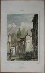 1838-print-INNSBRUCK-TYROL-AUSTRIA-11
