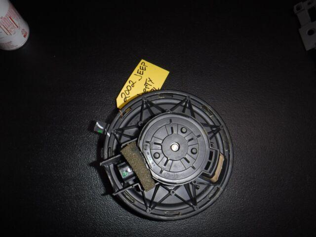 Jeep Wrangler 2007-2010 A//C Fan heater blower motor /& wheel assembly Mopar OEM