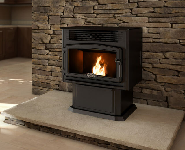 Osburn 2500 Wood Pellet Stove Free Standing Epa Efficient Classic Style For Sale Online