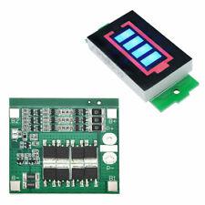 12V  Lithium-Ionen-Akku 25A BMS PCB Protection Board M0R8 I3O6 Balance N3V8