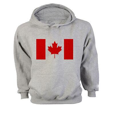 CANADA DRAPEAU PULL À CAPUCHE SWEAT PULL TOUTES LES TAILLES   eBay