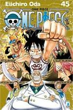 manga ONE PIECE NEW EDITION 45 - COSTA BIANCA - MANGA STAR COMICS - NUOVO