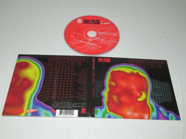 Divine Styler – Wordpower 2: Directrix / Mo Wax – MWR122CD CD ALBUM DIGIPAK