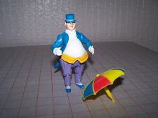 TOY BIZ BATMAN: il Pinguino-DC COMICS,1989, fuori catalogo, incompleto