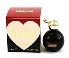 CHEAP AND CHIC MOSCHINO 0.16 oz / 4.9 ml EDT Splash Miniature Women - NEW IN BOX
