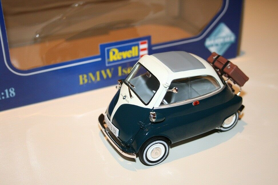 1   18 revell bmw isetta 250 1955