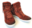 K-amp-S-Sneaker-Soho-burned-rost-UK-7-5-41-laessiger-hightop Indexbild 1