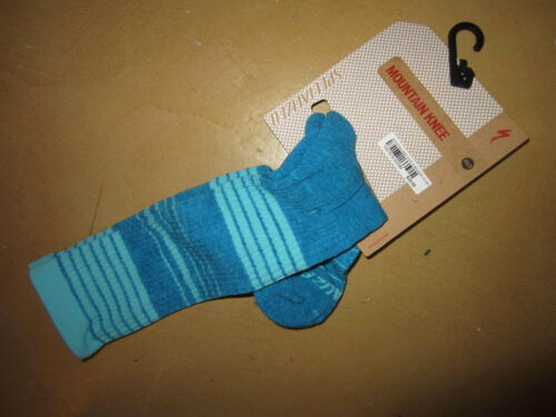 Women Select Size Specialized Mountain-Knee Socks Turquoise