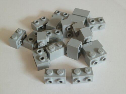 Lego 11211# 20x Konverter Stein 1x2 Grau Neu Hellgrau 75159 75019