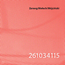 "Michael Zerang / Piotr Mełech / Ksawery Wójciński ""261034115"" NEW CD, MPI027"