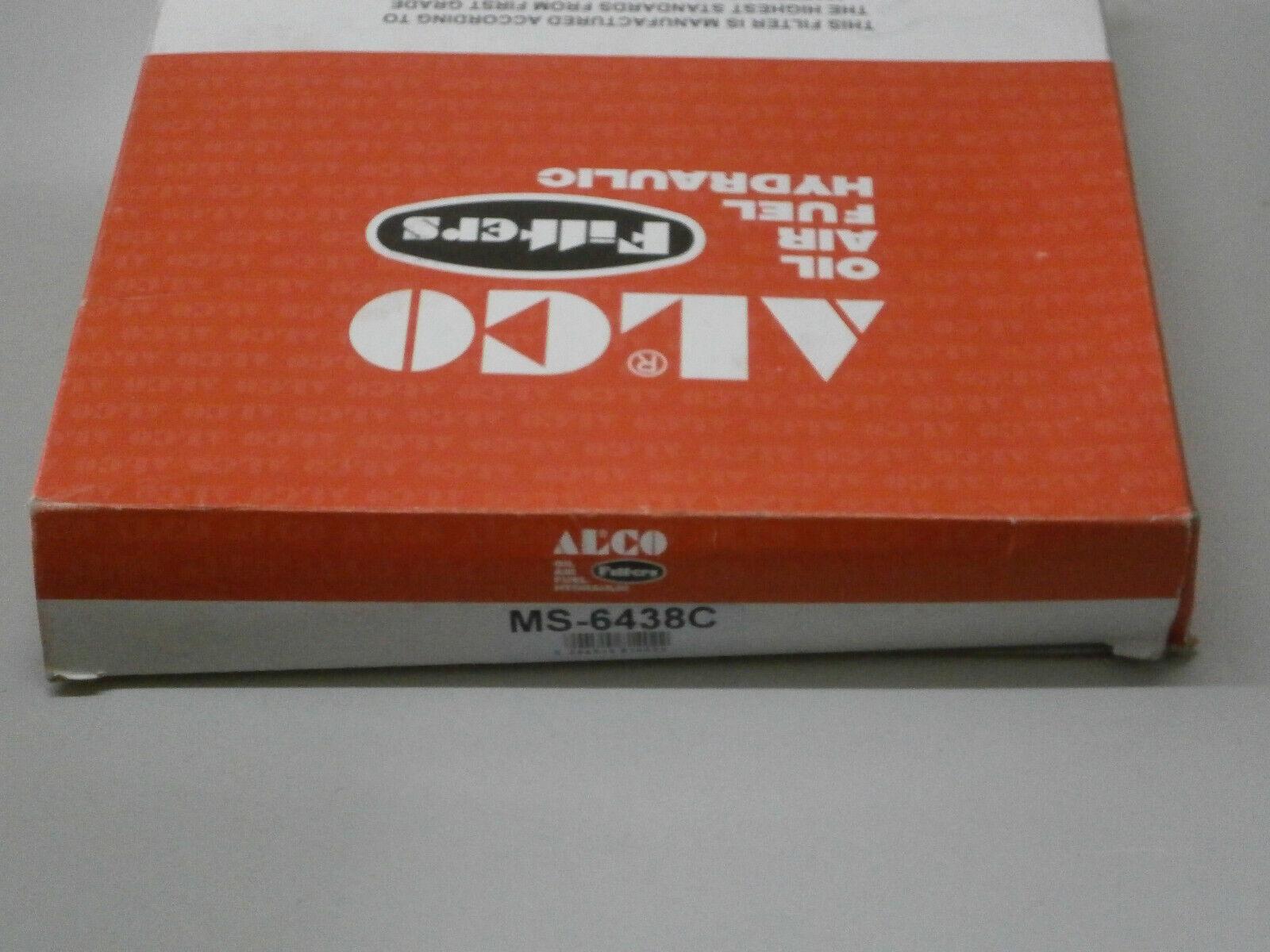 1x MS-6438C ALCO FILTER Filter Innenraumluft für SEAT,SKODA,AUDI,VW