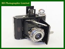 Zeiss Ikon 521 6 x 4.5 Folding Camera with Novar 75mm F4.5 Lens. Stock No U7636