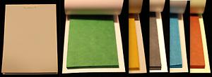 Zauberpapier Pyropapier Color Farben 20St blätte 5x7,5cm Flash Paper Pyro