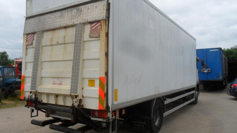 MAN TGM18250, kasse-liftNYSYNET