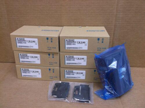 A1SX42 Mitsubishi NEW In Box PLC 64 Point DC Input Module Card A1S-X42