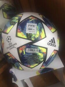 Adidas Champions League Final Official Match Ball 2019 100% Authentique
