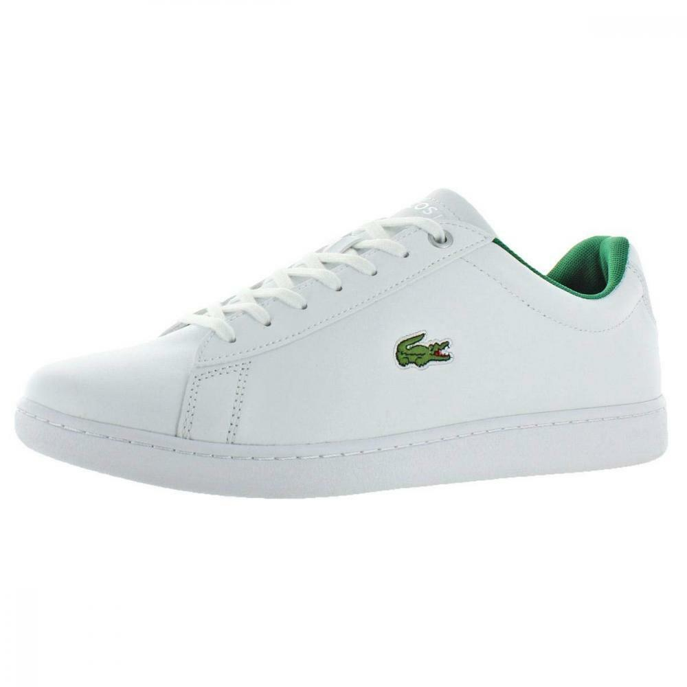 Lacoste Men's Hydez Leather Court Fashion Sneaker shoes