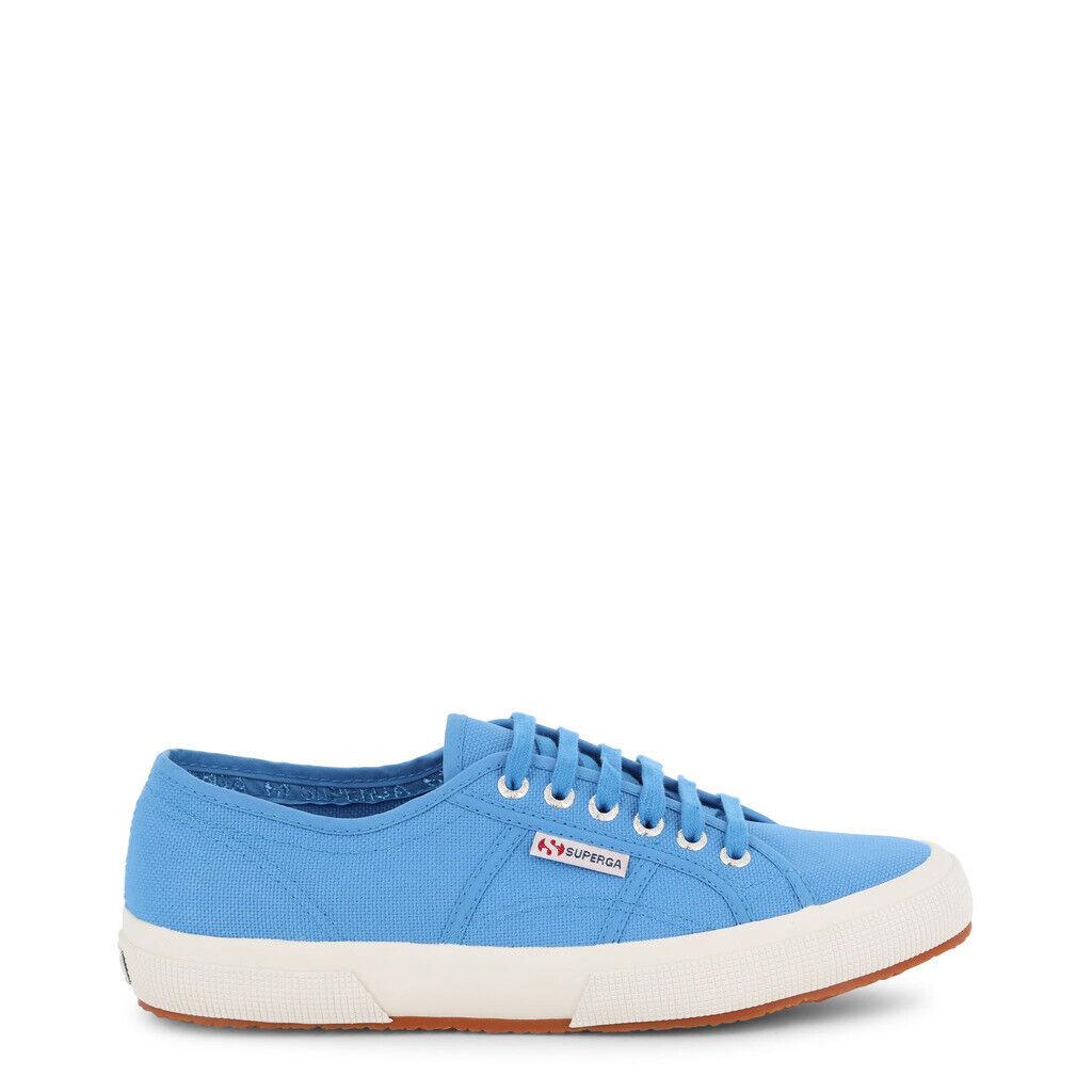 chaussures SUPERGA hommes femmes 2750-COTU-CLASSIC_S000010-Q16_bleu-SAPPHIRE UNISEX