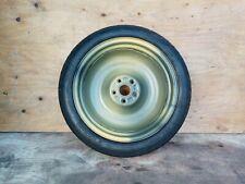 2018 Subaru Impreza Wrx Sti 5x1143 Factory Spare Tire Donut Emergency Wheel Oem
