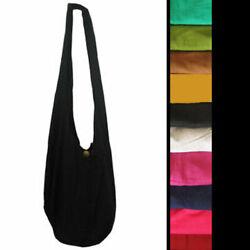 Umhängetasche Umhängebeutel Shopper Bag Freizeittasche Stofftasche Baumwolle TOP
