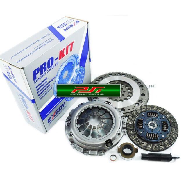 EXEDY Clutch Prokit Racing Chromoly Flywheel Acura RSX Types Civic - Acura rsx type s flywheel