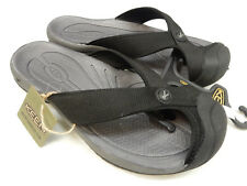 31b59262dca306 KEEN Mens Sandals WAIMEA H2 Black Steel Grey Size 12 for sale online ...