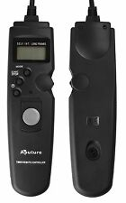 Telecomando Cavo Scatto Multifunzione Intervallometro Time Lapse 1N Nikon MC-36A