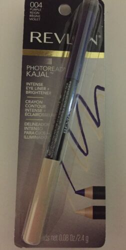 "REVLON PHOTOREADY KAJAL INTENSE EYELINER ""Purple Reign 004"" RRP $23.95!"