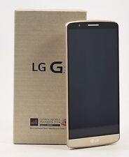 OPEN BOX- LG G3 D855 Gold 32GB (FACTORY UNLOCKED) 5.5' IPS+,2.5GHz Quad Core
