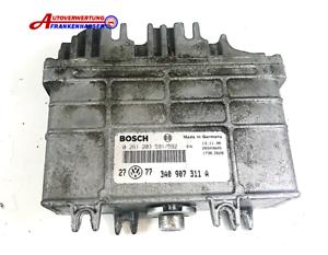 3AO907311A 0261203591//592 VW Nr Steuergerät VW Audi Bosch Nr