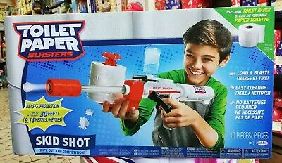 Carta Igienica Blaster