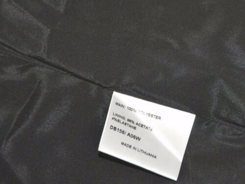 a Millen talla Vestido Karen mujer 4 sin mangas cuadros para PxwvBgq
