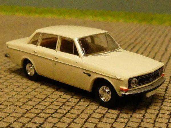1/87 Brekina Volvo 144 weiß 29412