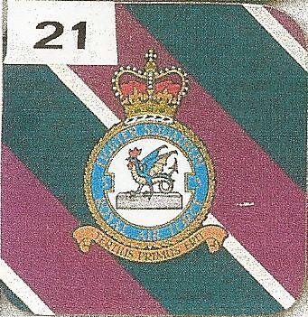 3 Squadron Coaster Royal Air Force