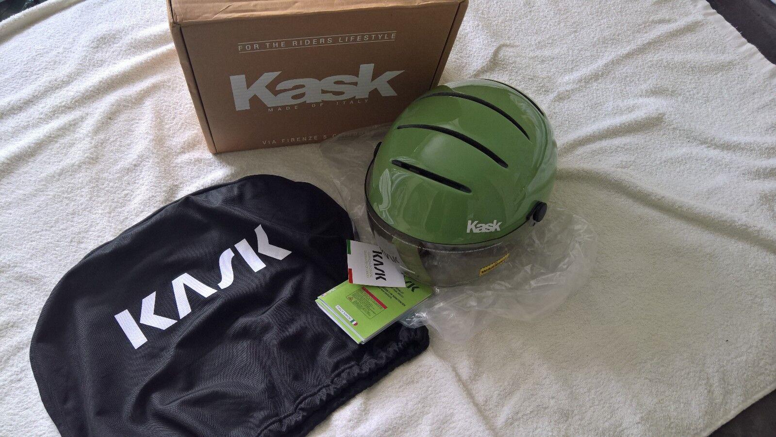 Kask Helmet - Lifestyle - Green  XXS - M - 51 - 58cm